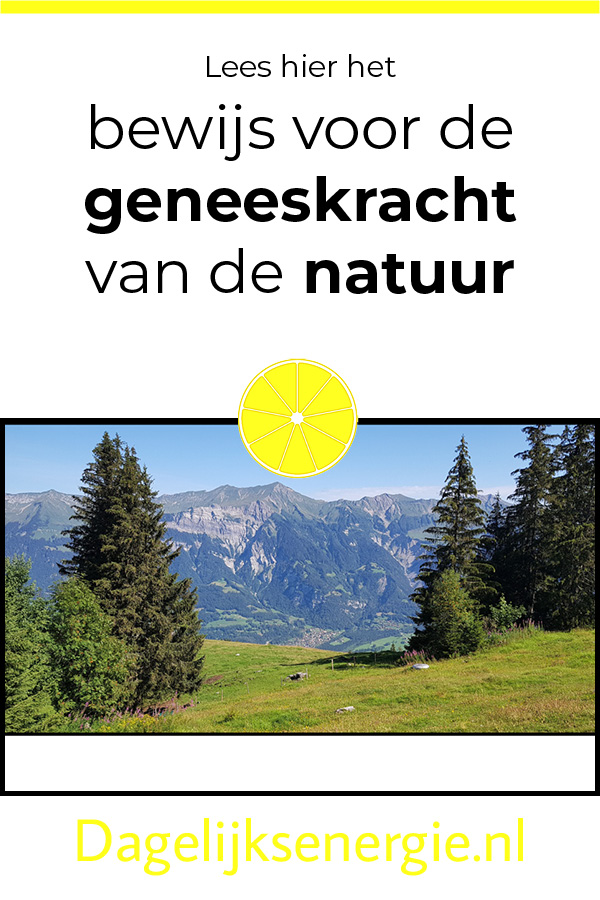 pinterst plaatje natuur blog