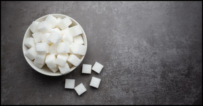 Minder energie door verwerkte suikers, geraffineerde suikers en fructose